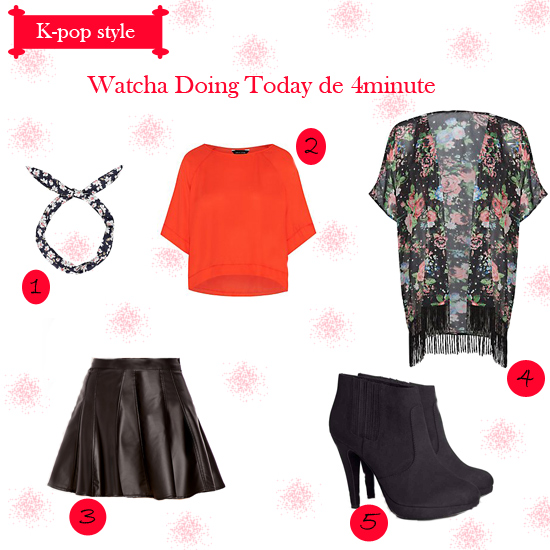 Kpop-4minute-Watcha-doing-today-